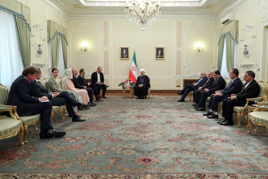 ماس: تاریخ ایران نشان میدهد فشار حداکثری جواب نمیدهد