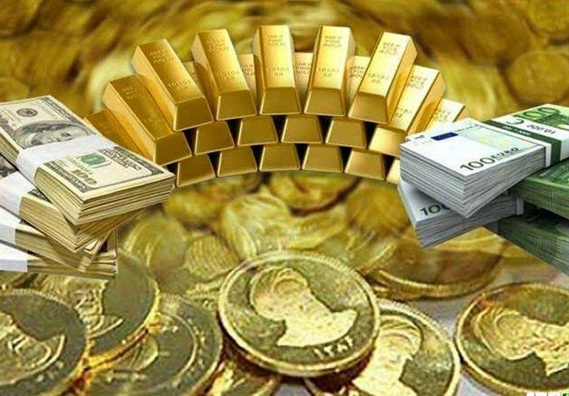 قیمت طلا، سکه و ارز امروز ۱۴۰۰/۰۱/۰۸