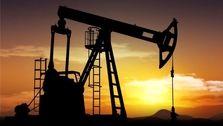 تولید نفت خام آمریکا کم شد