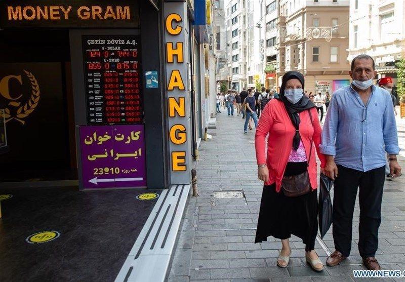 سقوط ارزش لیر ترکیه در برابر دلار آمریکا