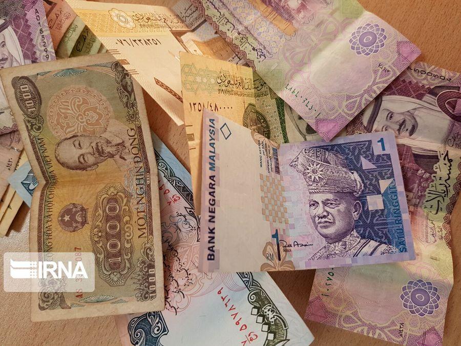 کاهش قیمت رسمی 23 ارز