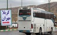 قیمت بلیت اتوبوس مهران-تهران 360 هزار تومان/ انجام روزانه 700 سرویس برای برگشت زوار