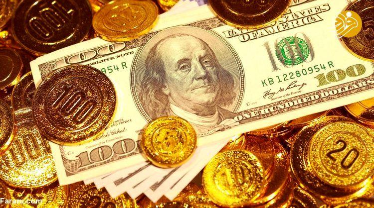 قیمت طلا، سکه و ارز امروز ۹۹/۰۵/۲۲