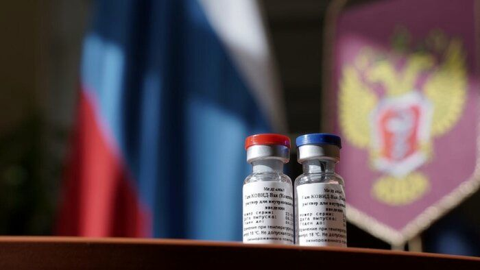 واکسن کرونای روسی در ایران تایید شد