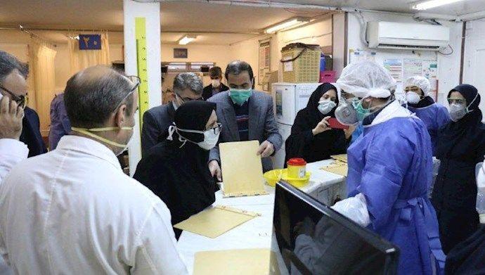 ۱۳۳ فوتی جدید کرونا در کشور / ۳۸۴۸ تن در وضعیت شدید بیماری