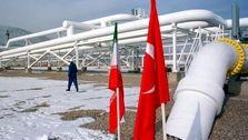 کاهش نیاز ترکیه به گاز ایران
