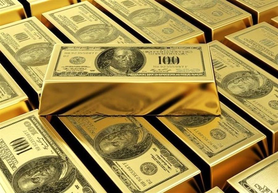 قیمت جهانی طلا امروز ۹۹/۰۸/۰۶