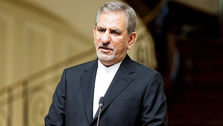 جهانگیری: ایران ظرفیتها و شرایط لازم برای توسعه را دارد