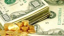 قیمت طلا، قیمت دلار، قیمت سکه و قیمت ارز امروز ۹۹/۰۳/۲۵