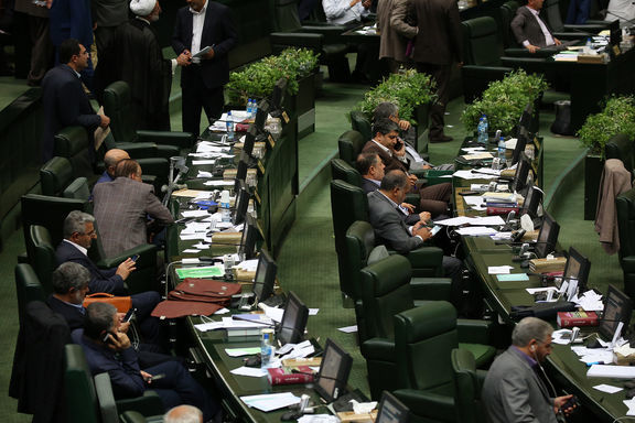 موافقت مجلس با کلیات طرح اصلاح قانون بودجه سال ۹۷