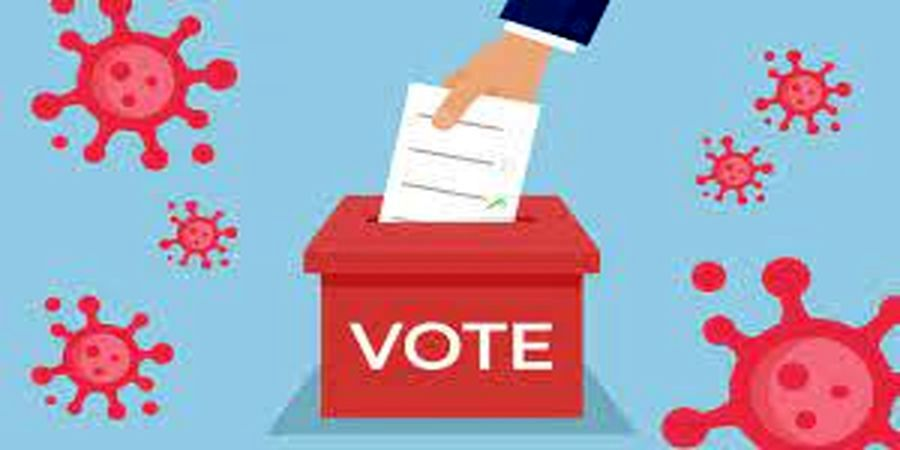 نحسی کرونا دامن انتخابات 1400 را می گیرد؟ +نمودار