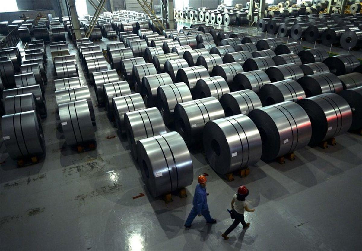 کاهش تولید و معاملات در بازارهای صادراتی، افزایش قیمت شمش فولادی را رقم زد