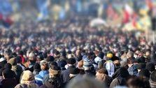 ایران دقیقا چقدر جمعیت دارد؟
