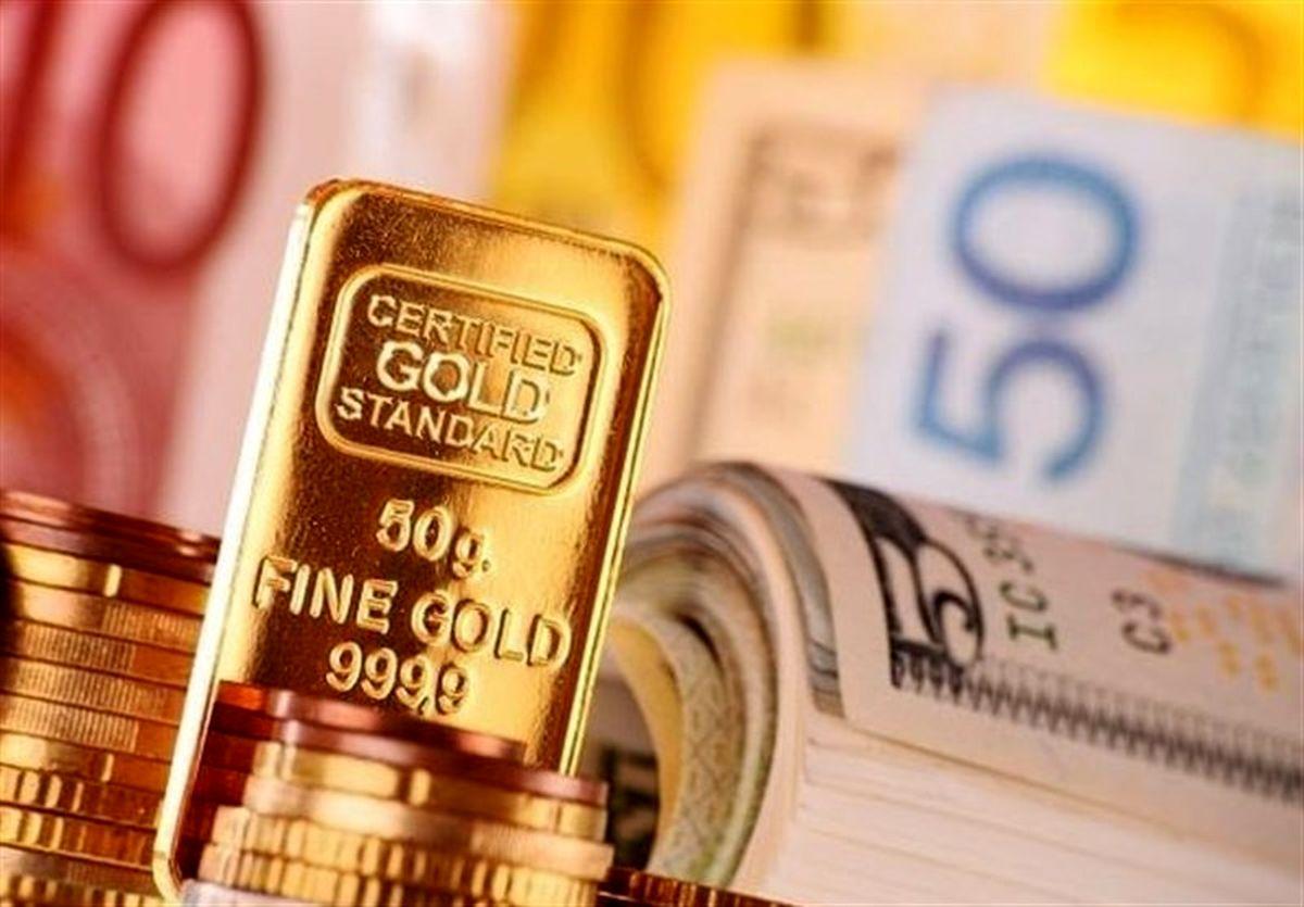 قیمت طلا، سکه و ارز امروز ۹۹/۰۸/۲۲