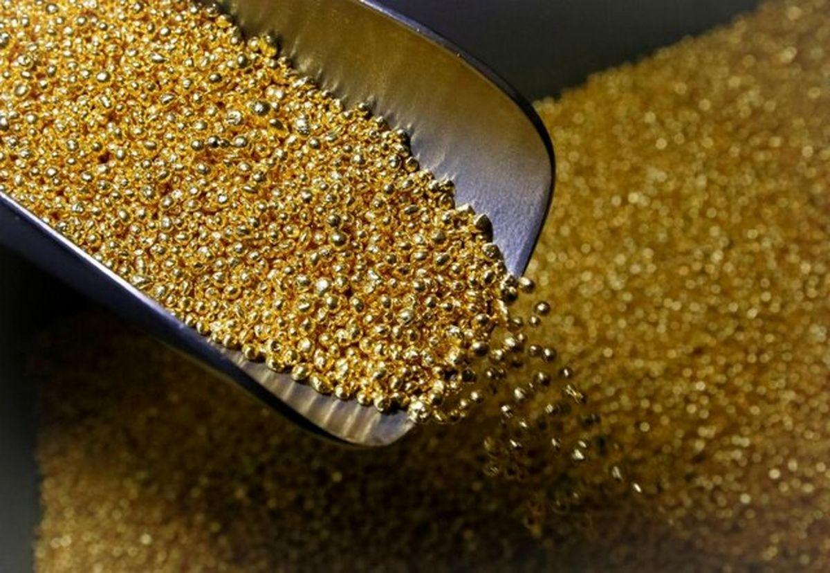 روند کاهشی طلا ازسرگرفته شد