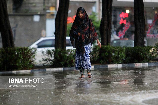 افزایش ۲۲ درصدی بارش در کشور طی امسال