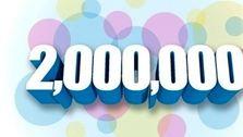 شاخص بورس قله ۲.۰۰۰.۰۰۰ واحد را پس گرفت