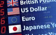 افت قیمت دلار جهانی
