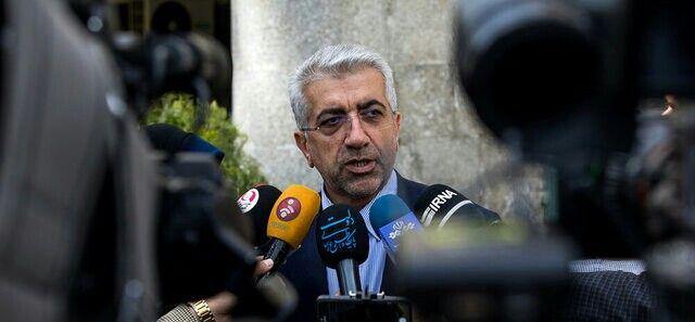 وزیر نیرو: بازسازی نیروگاه سوریه توسط ایران در حال انجام است