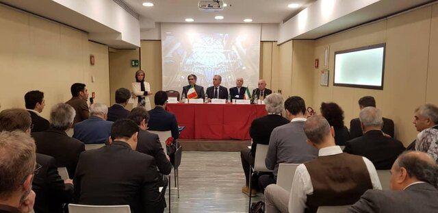 نشست شرکتهای ایرانی و ایتالیایی در میلان