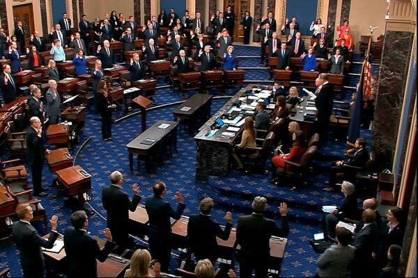 سنای آمریکا موفق به لغو وتوی ترامپ علیه کاهش اختیارات جنگی نشد