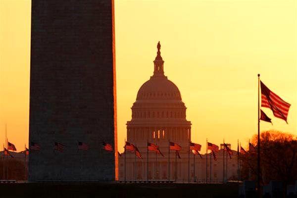 نوار رشدهای متوالی اقتصاد آمریکا قطع شد