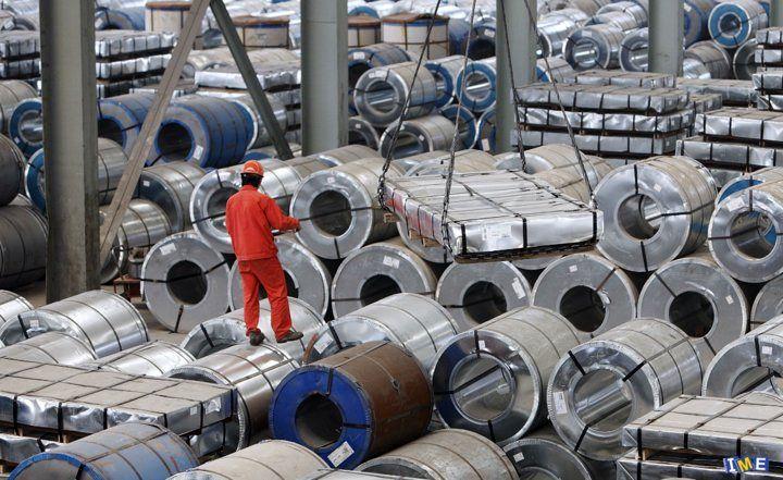 ایران دهمین تولیدکننده بزرگ فولاد در جهان