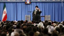 رهبر انقلاب: هر کسی به ایران و امنیت آن علاقمند است، باید در انتخابات شرکت کند/ معامله قرن ، قبل از مردن ترامپ خواهد مرد