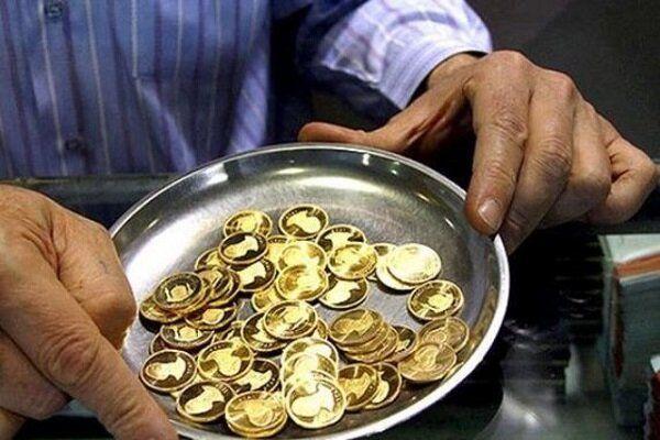 قیمت سکه 13 مرداد