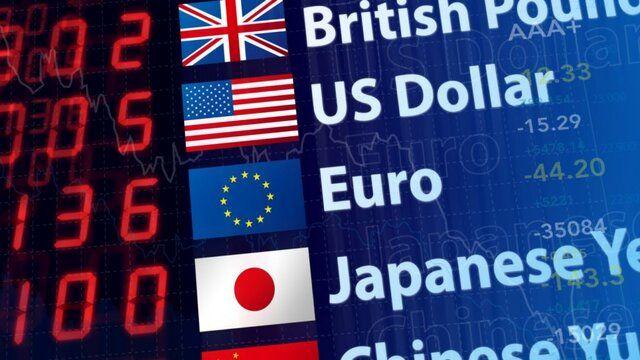 ادامه ریزشهای دلار در معاملات خارجی