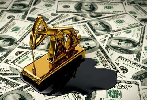 قیمت نفت از مرز ۶۲ دلار گذشت