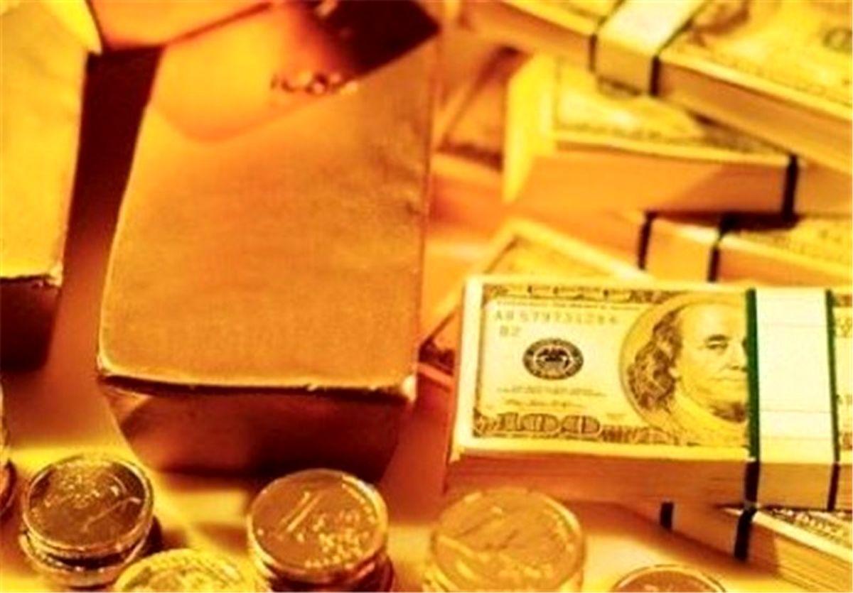 قیمت طلا، سکه و ارز امروز ۱۴۰۰/۰۶/۲۳