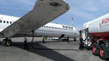 جزئیات دور زدن تحریم سوخت هواپیما/ پروازی به دلیل عدم ارائه بنزین لغو نشد