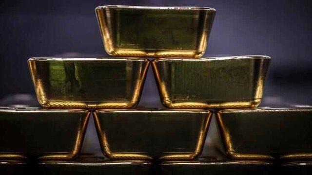 توقف روند کاهشی طلای جهانی