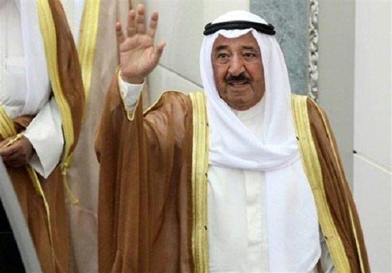 اذعان امیر کویت به کاهش قدرت مالی کشورش در اثر نفت ارزان